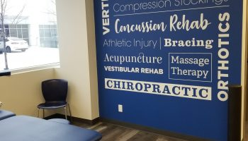 Beacon Hill Physiotherapy Treatment Area