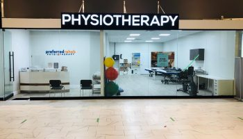 Preferred Rehab Physiotherapy - Stockyards Entrance