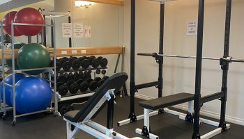 Stouffville Joint Venture Physiotherapy Gym 2